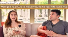 Luis Manzano Shares Reaction Over Revealing OOTDs of Jessy Mendiola