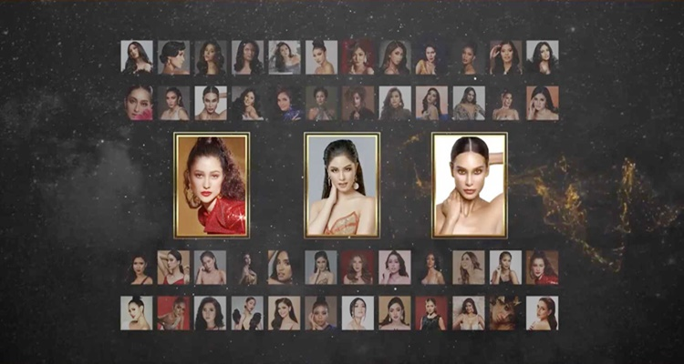 Miss Universe Philippines 2021 Top 30
