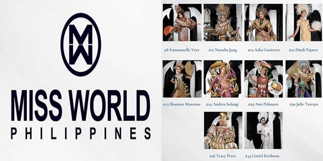 Miss World Philippines 2021 best in national costume
