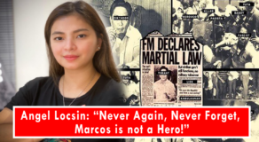 """Angel Locsin Criticized Online Over """"Marcos is Not a Hero"""" Post"""