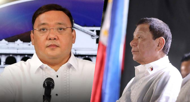 Duterte Won't Release SALN Out Of Respect For Ombudsman - Roque