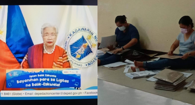 """Briones Says """"Let Us Celebrate Victory"""", Teachers Say DepEd Not Ready"""