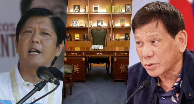 Bongbong Marcos Running For President? Here's His Official Statement