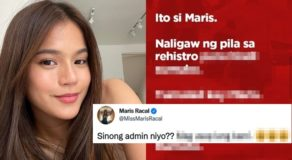 Maris Racal Reacts To Meme About Her 'Epic Fail' Voter Registration