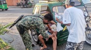 Cauayan Police Earned Praise After Helping Woman Give Birth in Tricycle