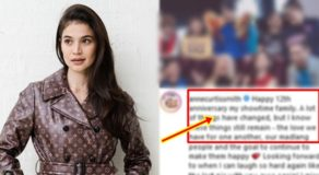 """Anne Curtis Posts Heartfelt Message for her """"Showtime Family"""""""