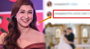Carla Abellana Got This as First Post after Wedding w/ Tom Rodriguez
