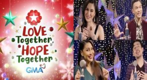 Christmas Station ID 2021: GMA Releases Lyric Video Of Holiday Anthem