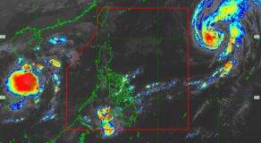 PAGASA Says Amihan to Bring Cloudy to Rainy Conditions Over Parts of PH