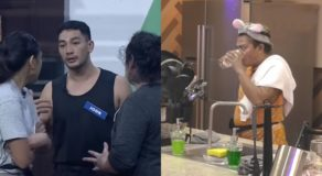 Pinoy Big Brother: Brenda and John Face First Conflict In First Task?