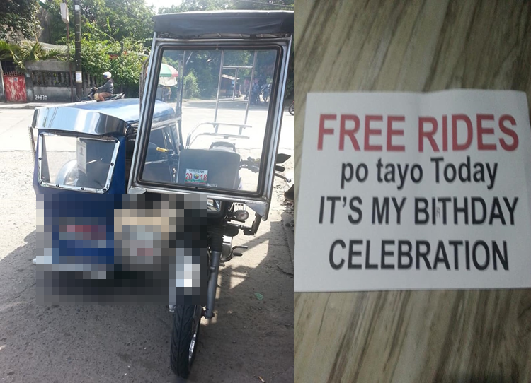 Tricycle Driver