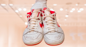 Michael Jordan Sneakers Sold for Nearly $1.5M, Record Price at Auction